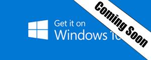 Beschikbaar via Windows 10