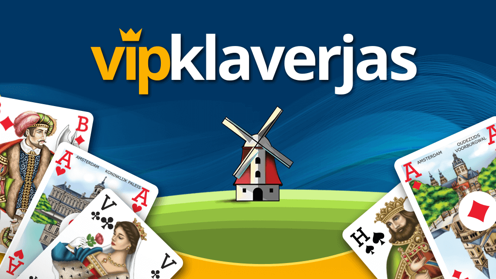 Online Klaverjassen – WEB and Facebook